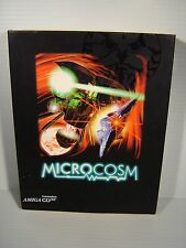 Microcosm  - game for Amiga CD32
