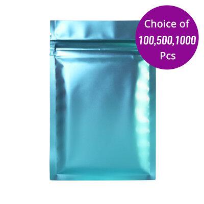 4x6in Flat-Lying Clear Zip Lock Pouch Bag w// Heat Seal Machine P02
