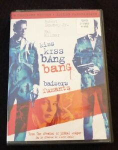 DVD-Movie-Kiss-Kiss-Bang-Bang-Baisers-Fumants