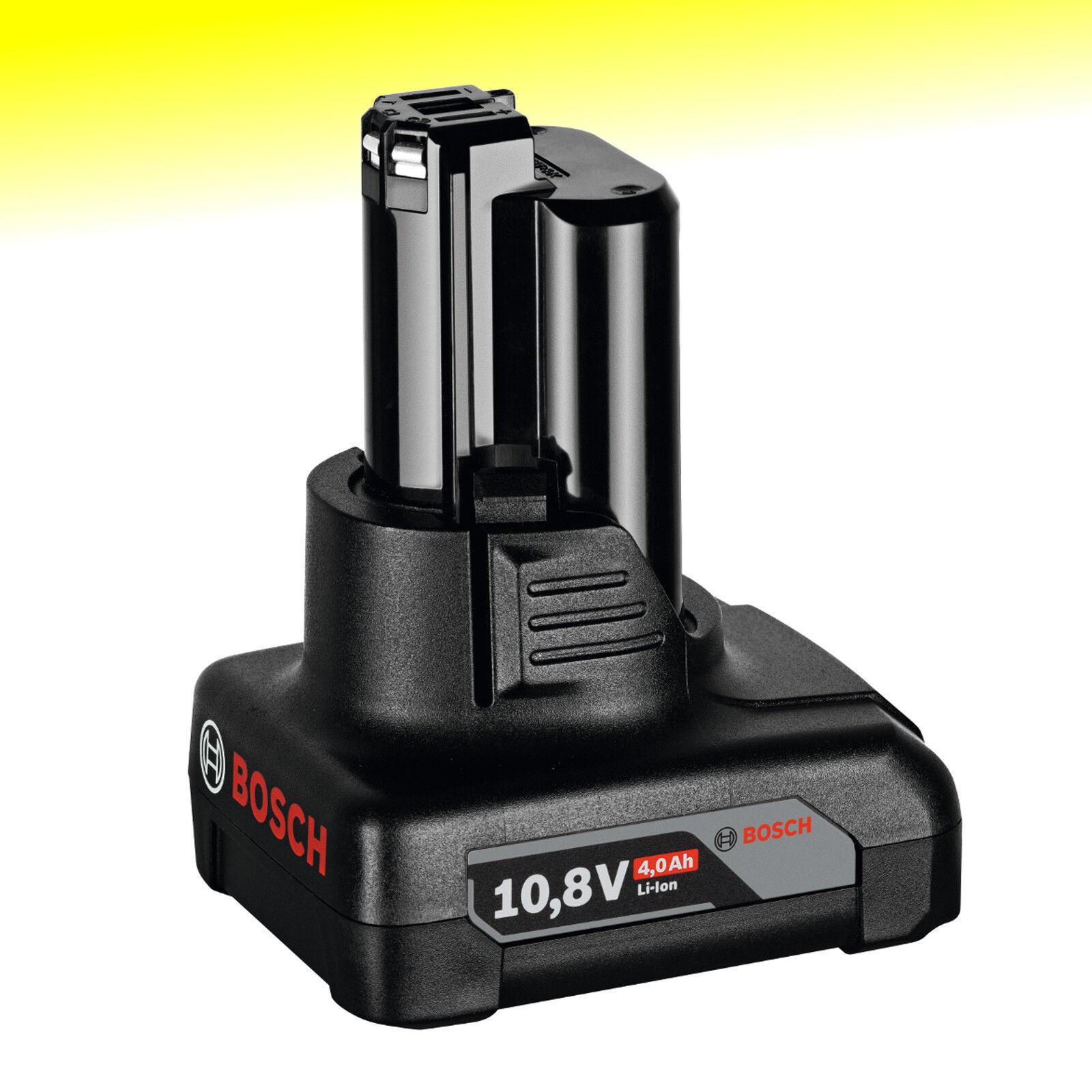 Bosch Akku 10,8 V 4,0 Ah