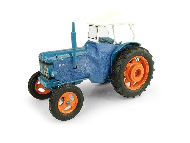 exclusivo 5306 Universal Hobbies Fordson Major Tractor Sirocco Sirocco Sirocco Cab en caja de energía 1 32 Nuevo  buena reputación