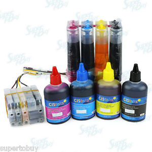 Non-OEM-CISS-Ink-System-amp-Ink-for-HP-950-951-Officejet-Pro-8625-8600