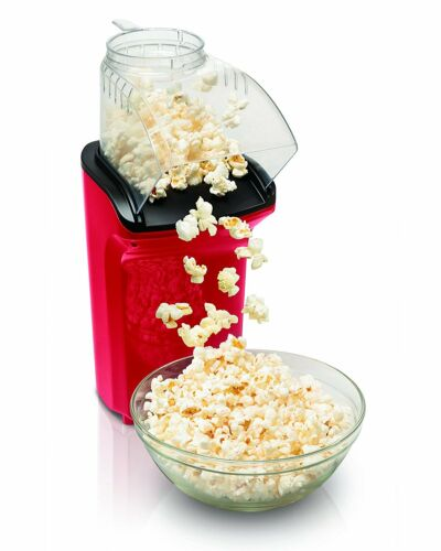 Brand New. Fresh Popcorn in Minutes! The Cook Shop Popcorn Maker