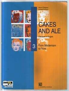 Cakes and ale. Per le Scuole superiori. Con CD Audio: 3  Accettabile -3988