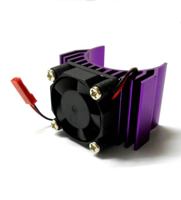 HY00019P 540 550 Motor Kühlkörper mit Entlüftung Legierung Lila Einzeln Lüfter