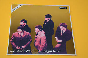 Details about THE ARTWOODS LP BEGIN HERE LIVE IN WALES 1964 MONO VERSION  SIGILLATO !!!!!!!!!!!