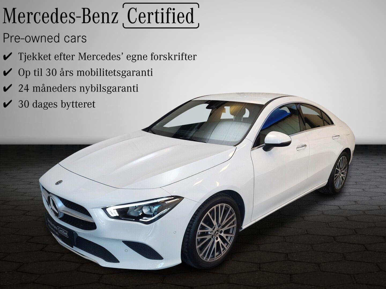 Mercedes CLA250 2,0 Advantage aut. 4d - 7.489 kr.