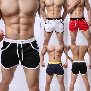 Hot-Men-Summer-Casual-Sports-Gym-Shorts-Running-Jogging-Trunks-Beach-Short-Pants
