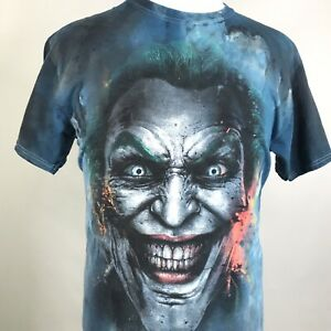 Injustice-Gods-Among-Us-Batman-The-Joker-Tie-Dye-All-over-print-T-Shirt-L