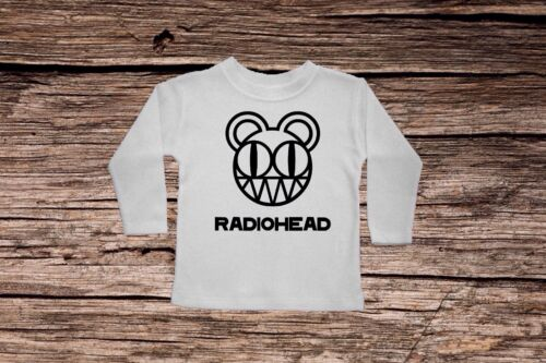 Boys T-shirt~ Infant shirt~RADIOHEAD~boys band shirt~infant band shirt