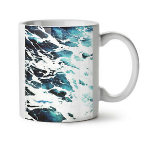 Sea Beautiful Life NEW White Tea Coffee Mug 11 oz | Wellcoda