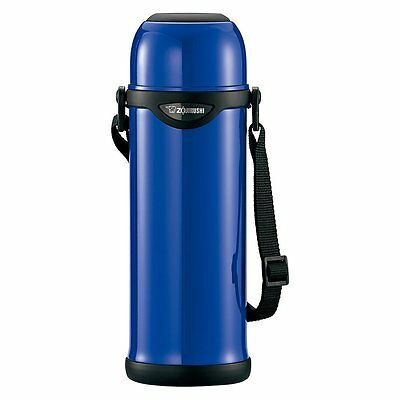 Zojirushi SJ-TG10-AA Stainless Bottle Thermos Bottle Cup Type 1.0L Blue HTR