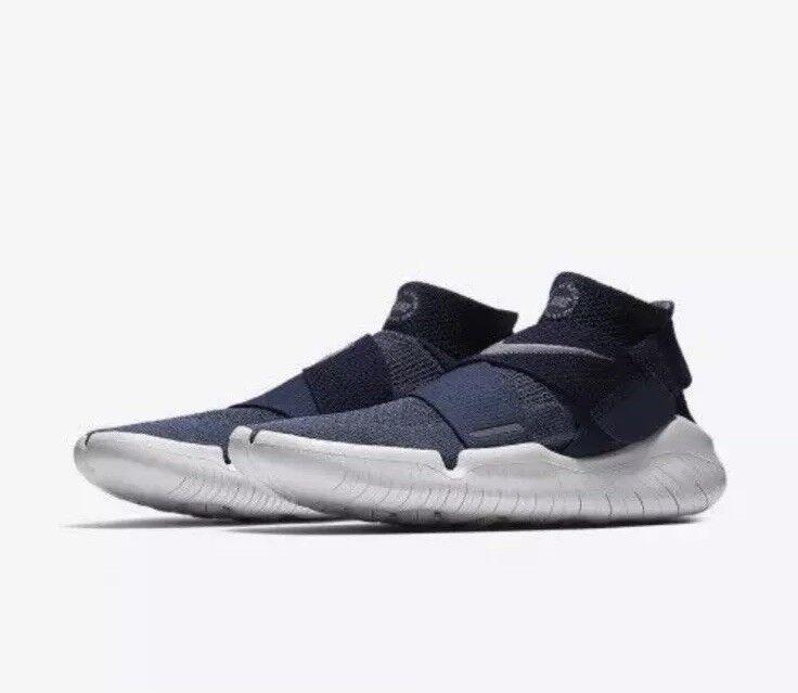 Nike Free RN Motion Flyknit 2018 Men's Running shoes Size 9 942840 400