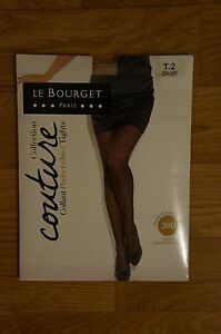 Collant Perfect chic Le bourget Taille 2 Gravier 20D neuf 68dbd4d1549