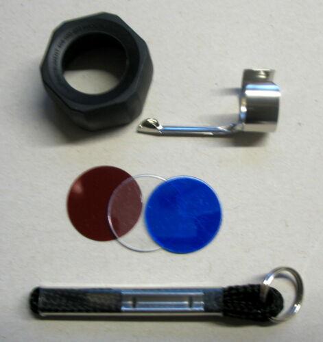 Zubehör-Set für Mini Maglite AA Made in USA