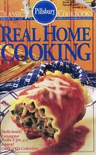 Pillsbury REAL HOME COOKING Small Cookbook #120 From Pot Roast to Bread Pudding