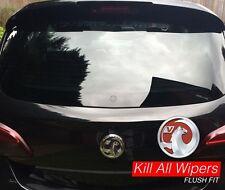 Vauxhall Corsa E - Rear / Back Dewiper Blank Bung Wiper Delete Kit - Flush