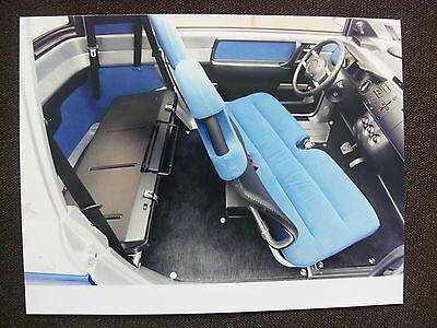 Opel Maxx Presse-foto Werk-foto Pressfoto 03/1995 o0020 Schnelle Farbe