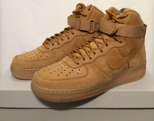 Caramel Force Taille 1 200 Blé Niv Air High 806403 42 Daim Suede Nike '07 71zZq