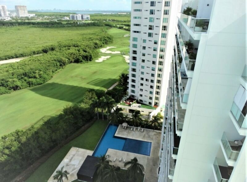 Penthouse en Venta Puerto Cancun Sky