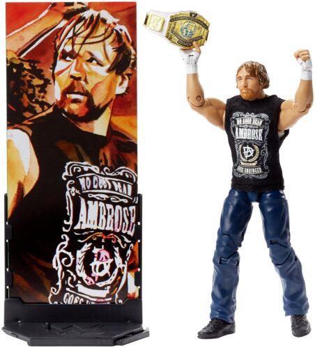WWE Wrestling Elite Series 58 Dean Ambrose Action Figure