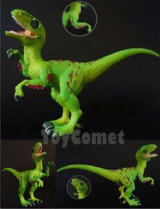 16cm-Velociraptor-Realistic-Dinosaur-Model-Solid-Plastic-Figure-Animal-Toy