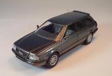 Schabak 1/43 1033 Audi 80 Avant dunkelgraumetallic in Werbebox #1067