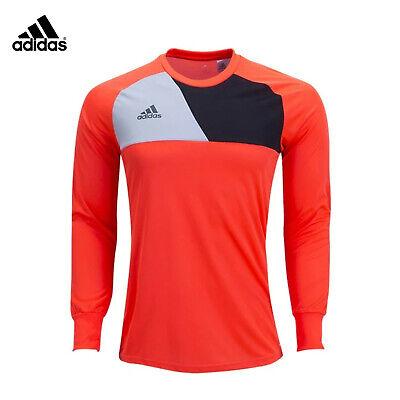 Adidas Assita 17 Goalkeeper Jersey Solar Red CV7749 Men's Size Large | eBay