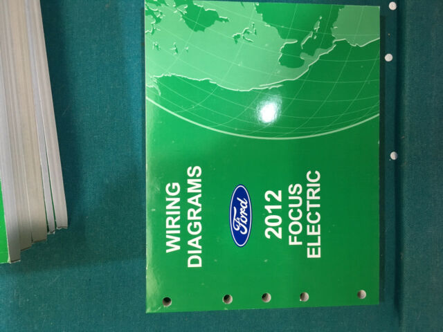 Brand New 2012 Ford Focus Electric Wiring Diagram Dealer