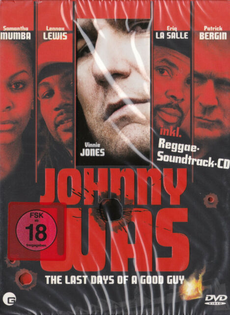 Johnny Was - The Last Days of a Good Guy - DVD inkl. Reggae-Soundtrack-CD *NEU*