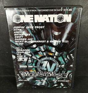 One-Nation-Biggest-amp-Best-Part-3-Drum-amp-Bass-Rave-Album-Complete-8-Tape-Cassette