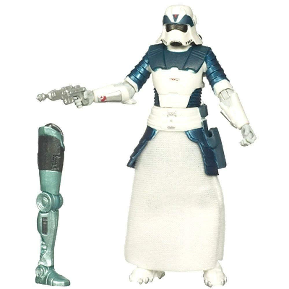Star Wars Legacy Collection Concept Art Snowtrooper BD48  - MOC