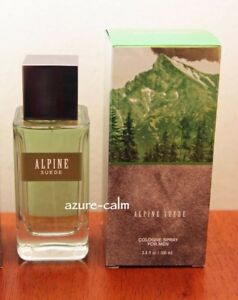 280bb8ac68 Bath   Body Works ALPINE SUEDE for Men Cologne Spray 3.4ozs ...
