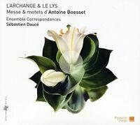 S Bastien Dauc, Ensemble Correspondances - L'archange & Le Lys [new Cd] on Sale