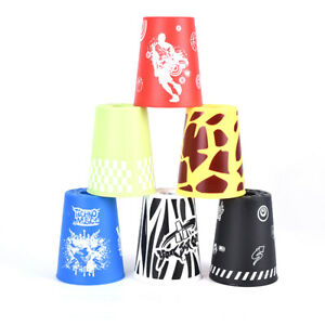 12pcs-set-Sport-Flying-Cup-Speed-Cups-Rapid-Ufo-Six-Colours-Luminous-SouptoysSV