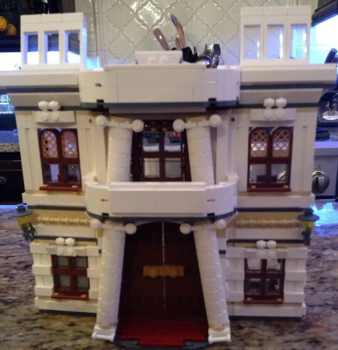 Lego Harry Potter Potter Potter Diagon Alley 10217 8c7744