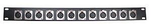 1U-Procraft-12-Channel-Female-XLR-Rack-Panel-AFP1U-12XF-BK