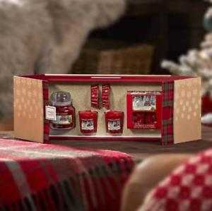 Yankee Candle Confezione Regalo Natale, Cofanetto Set Fragranza