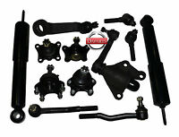 Toyota 4runner Front Steering Parts Inner Outer Ends Ball Joints Pitman Idler