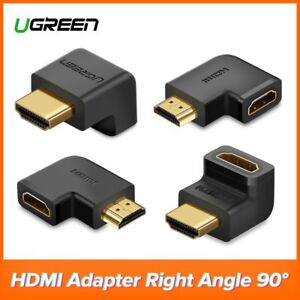 Ugreen-90-270-Degree-Right-Angle-Angled-HDMI-Adapter-Connector-Male-to-Female
