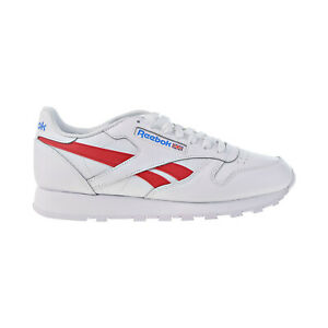 Reebok Classic Leather Urge Men/'s Shoes CN0170 WHITE//COOL GREY//RED//BLUE