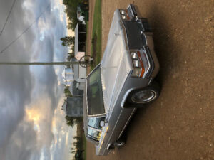 For Sale : 1988 Cadillac Brougham d'Elegance
