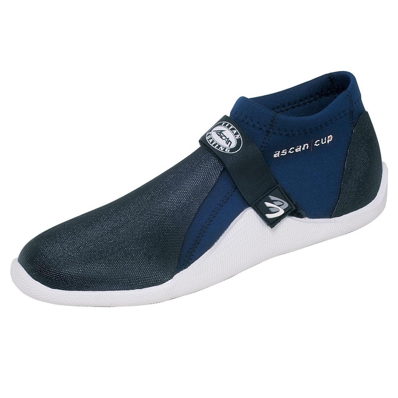 Ascan Neoprenschuh CUP Dinghy - Schuhe aus Neopren speziell für Segler - NEU  | New Style