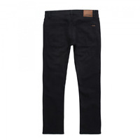 Volcom Vorta Denim Jeans - Ink Black