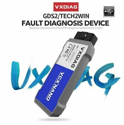 VXDIAG VCX NANO WiFi Fits GM //Opel GDS2 and TIS2WEB OBD2 Diagnostic Scanner Tool