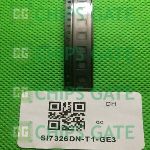 9PCS-SI7326DN-T1-GE3-MOSFET-N-CH-30V-6-5A-PPAK-1212-8-VISHAY