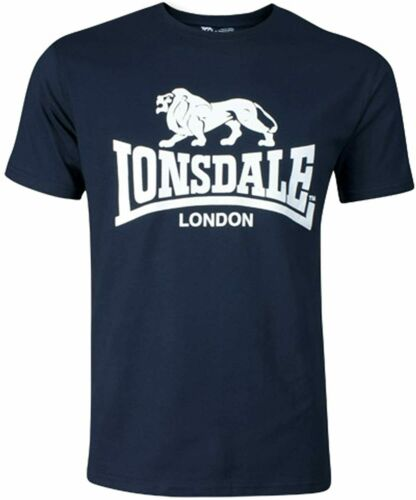 Lonsdale Classic Logo Lion t shirt Vintage Gift For Men Women Funny Tee