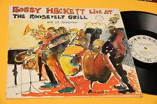 BOBBY HACKETT LP LIVE AT ROOSVELT GRILL ORIG USA JAZZ EX