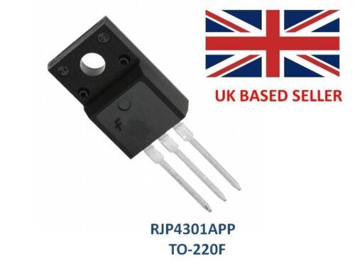 RJP4301APP RENESAS SCHLEIFSCHEIBE TO-220F - BRANDNEU - UK VERKÄUFER