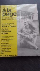 Brigitte-Bardot-Rivista-Alla-Pagine-N-39-1967-Be-IN-8